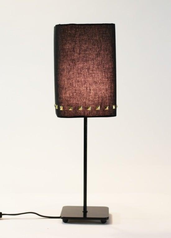 IKEA MAGNARP lamp shade makeover