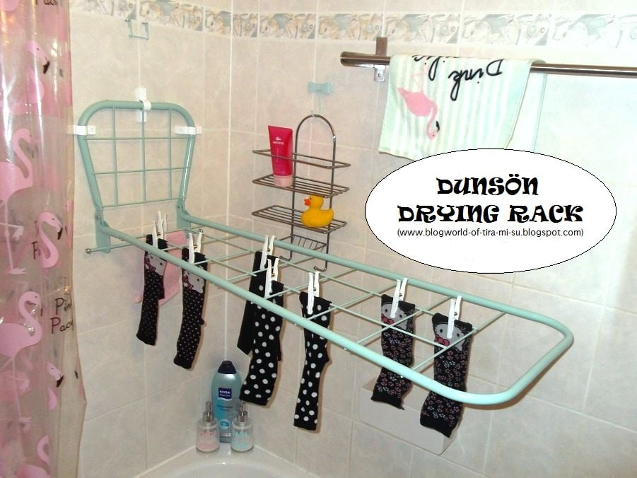 DUNS–N Drying Rack IKEA Hackers