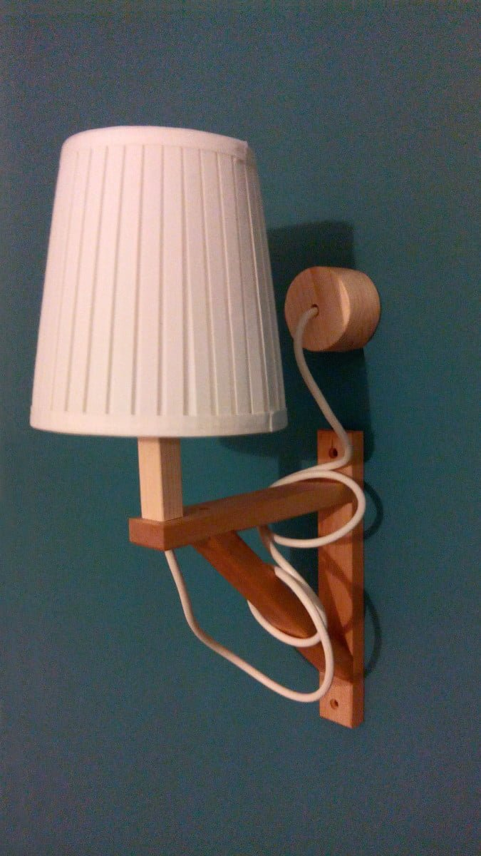The Ekby Valter Bracket Lamp Ikea Hackers Ikea Hackers