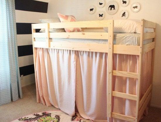 MYDAL Bunk Bed upgrade   IKEA Hackers