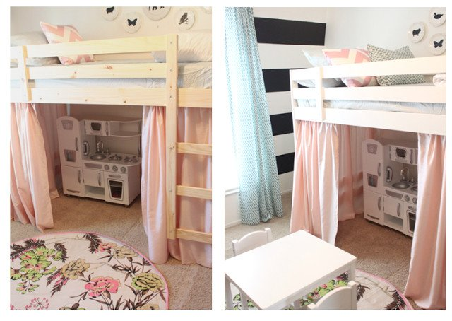Simple A Mydal Bunk Bed Upgrade