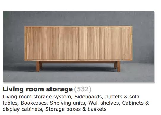 identify IKEA cabinet
