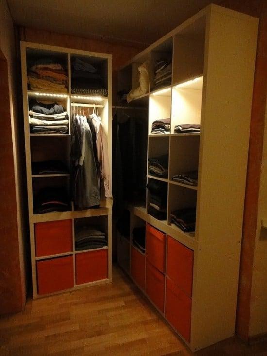 kallax wardrobe resized