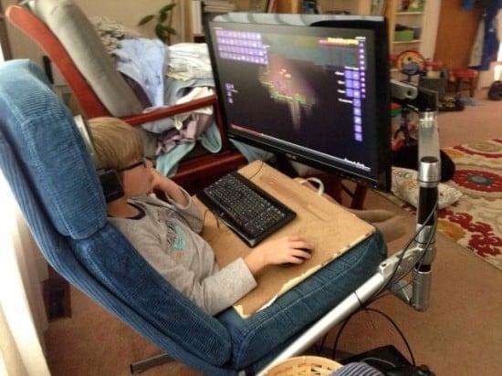 lunnatron chair