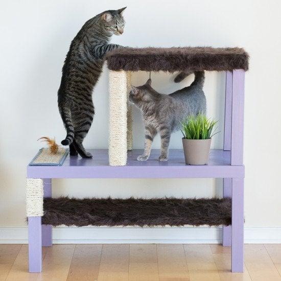 Homemade Cat Condo 2