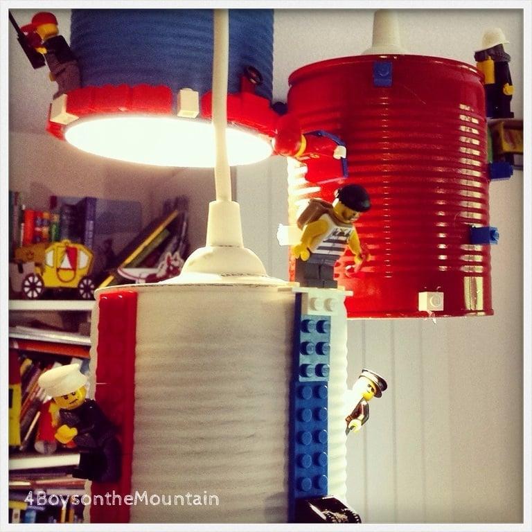 Ikea hemma with lego lampshade ikea hackers ikea hemma with lego lampshade aloadofball Images