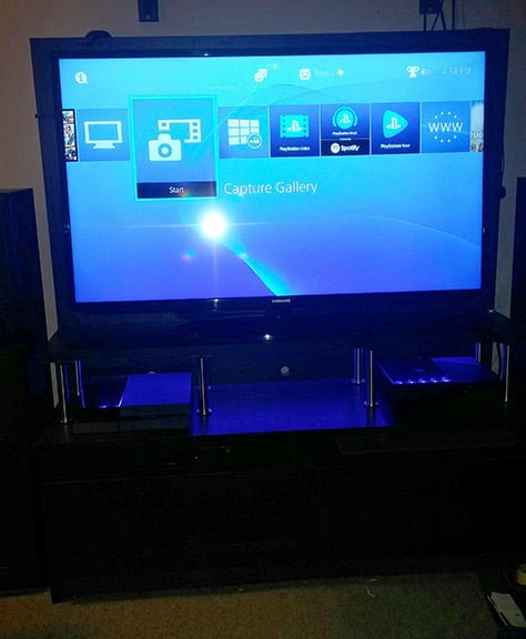 My Benno TV Stand Hack