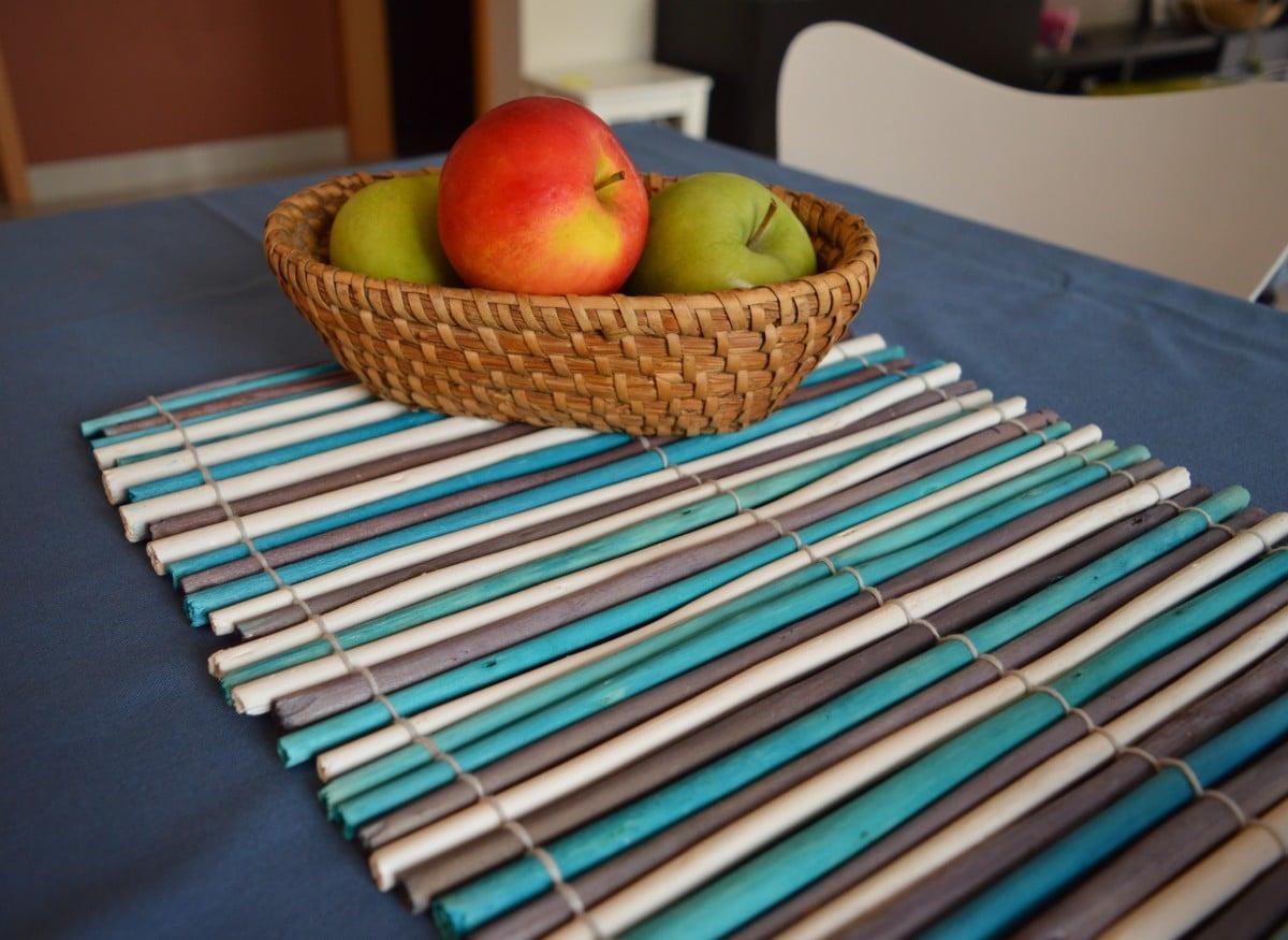 #9F5E2C Table Runner From IKEA Saltig Decoration Sticks IKEA  6559 decoration table de noel ikea 1200x875 px @ aertt.com