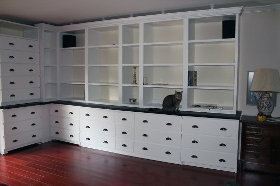 (Not) Built-in Ikea Cabinets - IKEA Hackers - IKEA Hackers