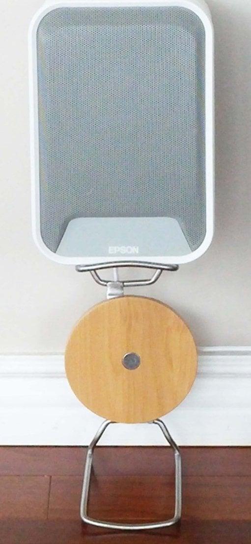 variera modern speaker stands