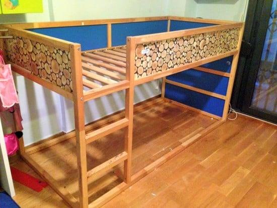 KURA Puppet Theatre Bed   IKEA Hackers