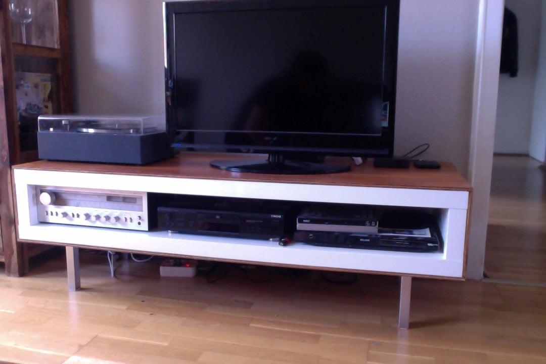 Ikea Lack Tv Unit Transformation Ikea Hackers