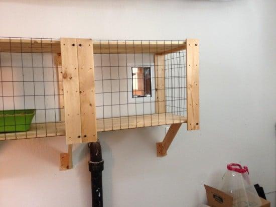 Gorm litter box enclosure hack   IKEA Hackers