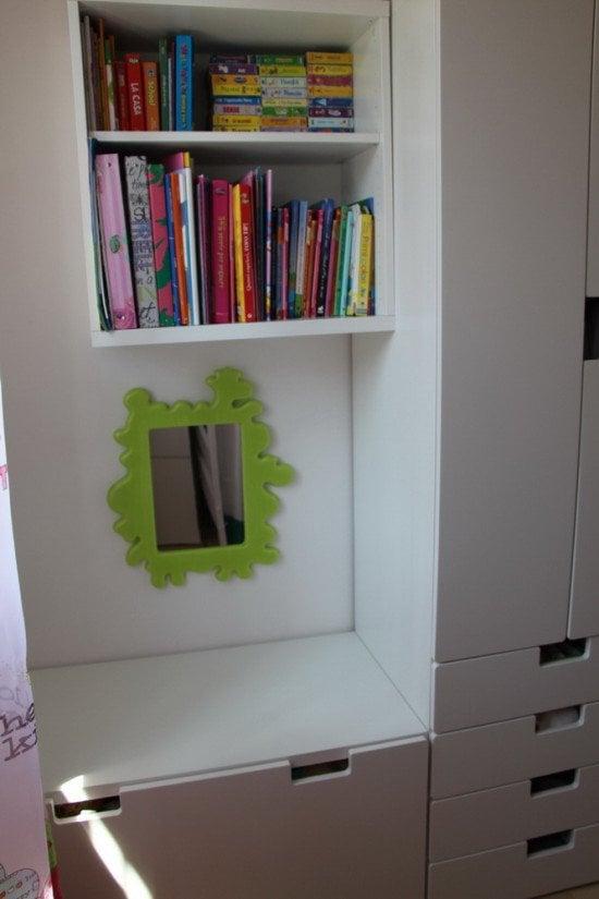 Children bookshelf | IKEA Hackers