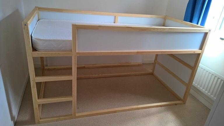 Bunk Bed Ladder Ikea