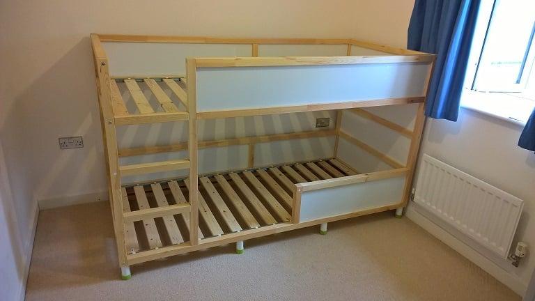 kura trofast stuva bed hack ikea hackers. Black Bedroom Furniture Sets. Home Design Ideas