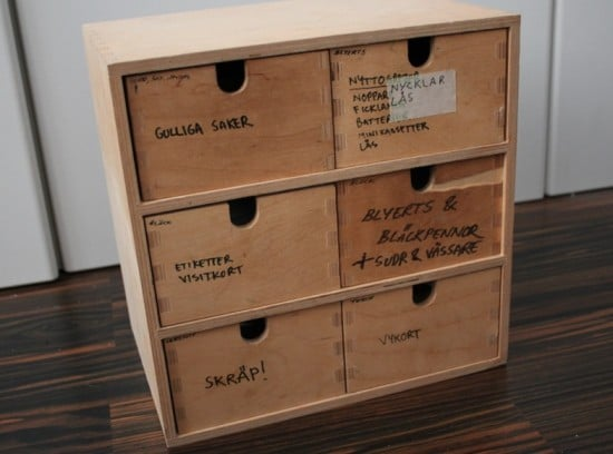 IKEA FIRA chest of drawers
