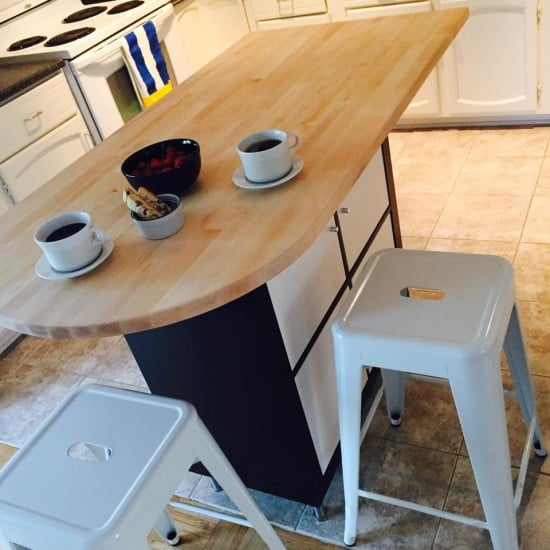 expedit kitchen island another expedit or kallax kitchen island ikea hackers 3624