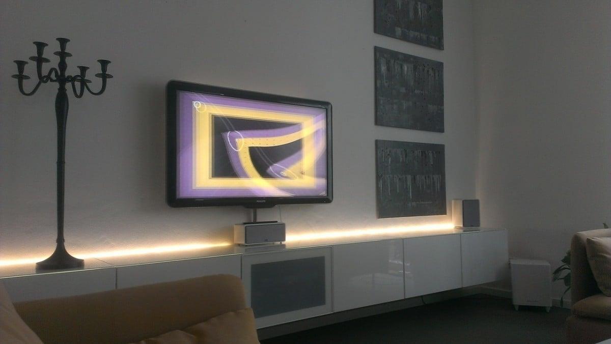 Ikea Besta Ambient Light Ikea Hackers