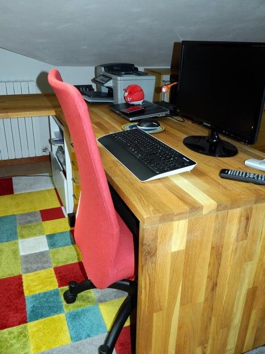 Ikea Hammarp Countertop Office Desk Ikea Hackers