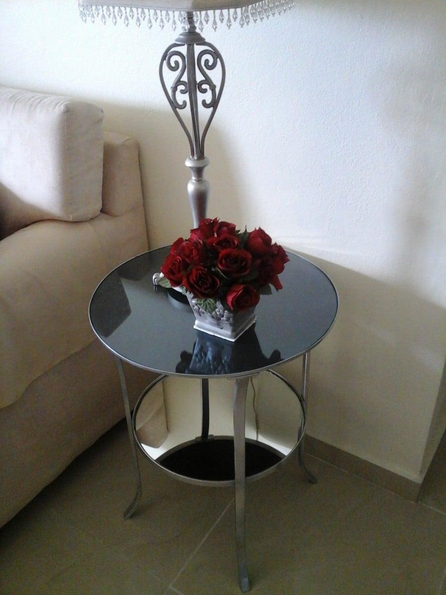 online store 9eb7e 20983 Mirrored KLINGSBO side table - IKEA Hackers