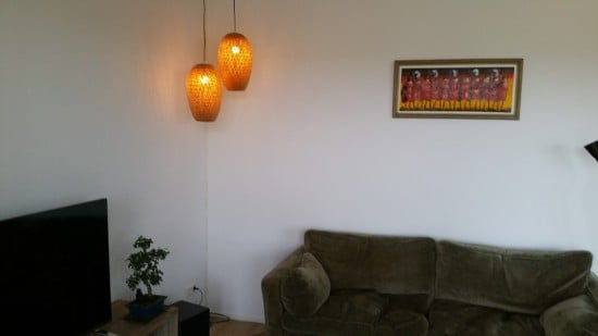 BÖJA pendant lamp