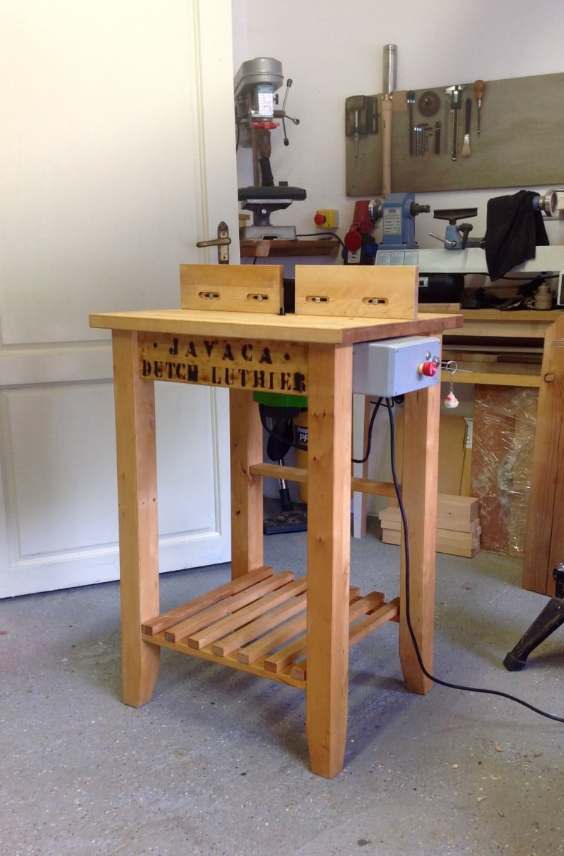 Incredible Ikea Bekvam Diy Router Table Ikea Hackers Alphanode Cool Chair Designs And Ideas Alphanodeonline