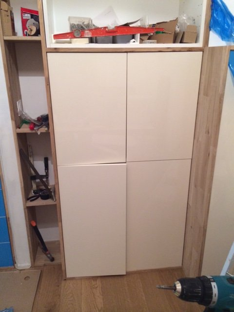 IKEA METOD Cabinets - Assembly