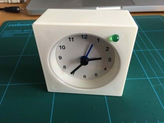 Child's Visual Alarm Clock - Clock External