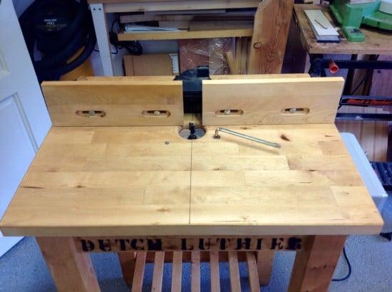 BEKVÄM DIY Router Table