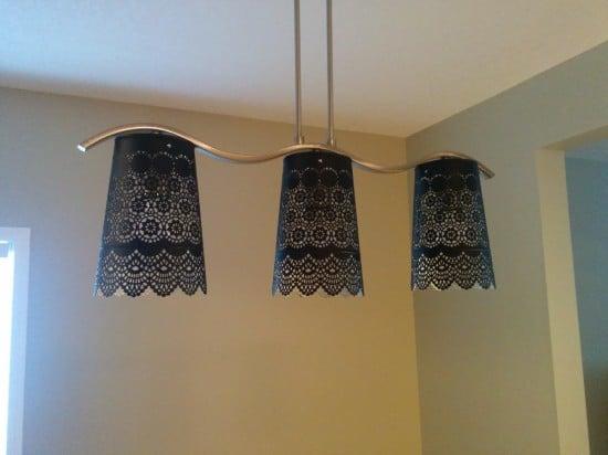SKURAR Lamp Shade | IKEA Hackers