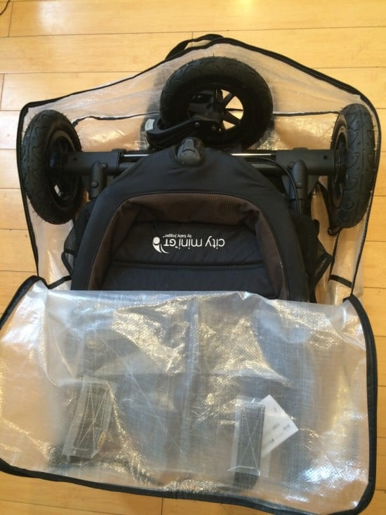 City Mini GT Stroller in a DIMPA Bag