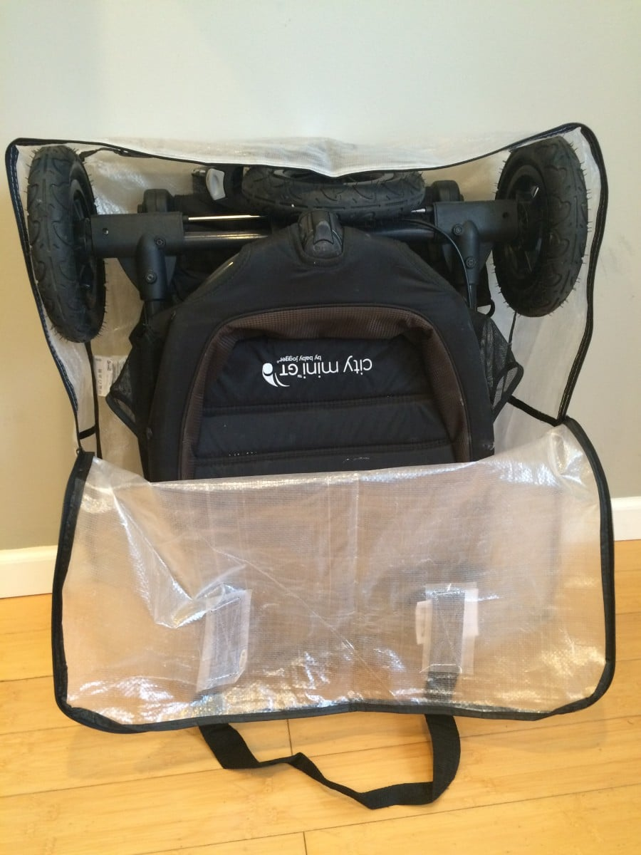 City Mini Gt Stroller In A Dimpa Bag