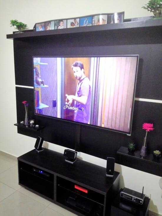 IKEA TV wall module