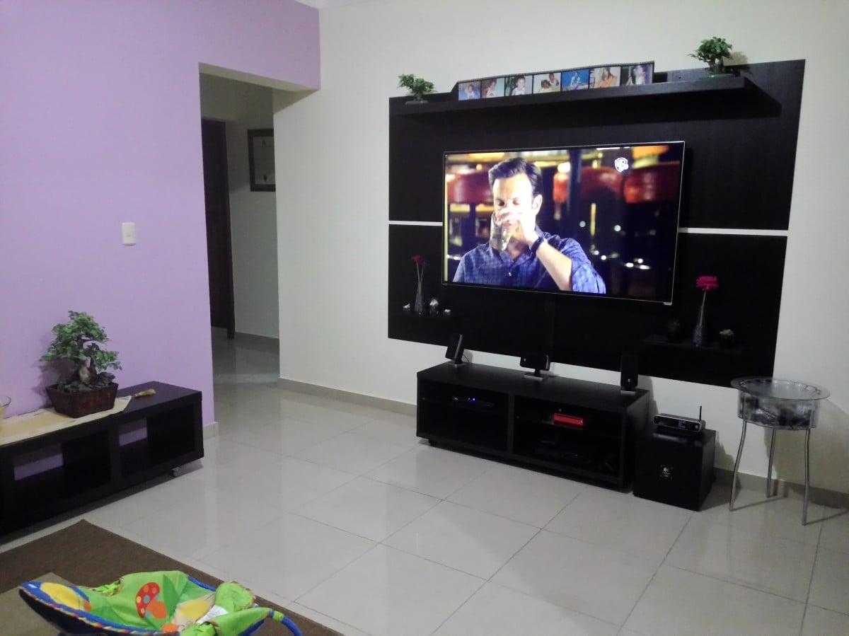 ikea tv wall module ikea hackers ikea hackers. Black Bedroom Furniture Sets. Home Design Ideas