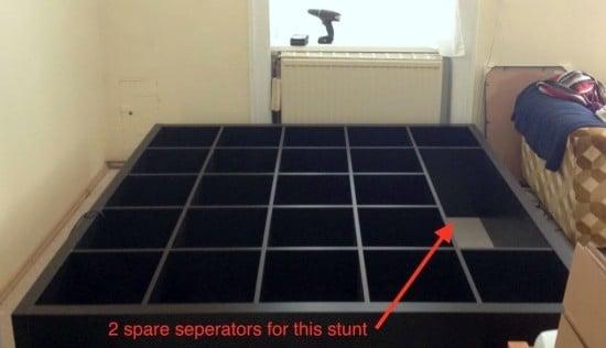 EXPEDIT SAMLA drawers | IKEA Hackers