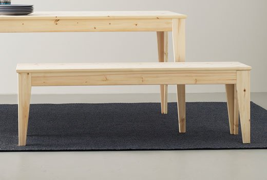 Beautiful IKEA NORNAS Bench