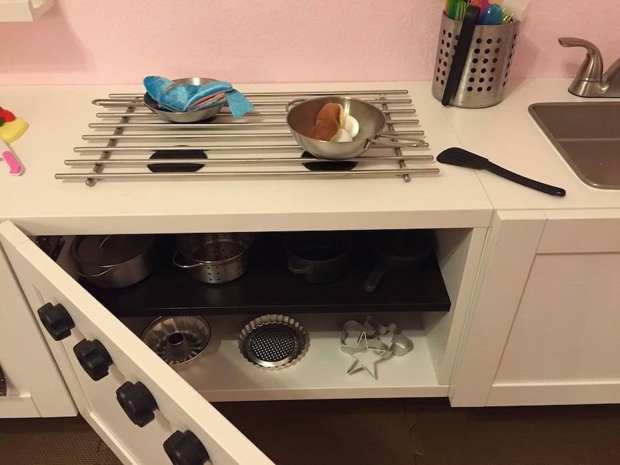 Pro Style Kid\'s Kitchen Hack - IKEA Hackers