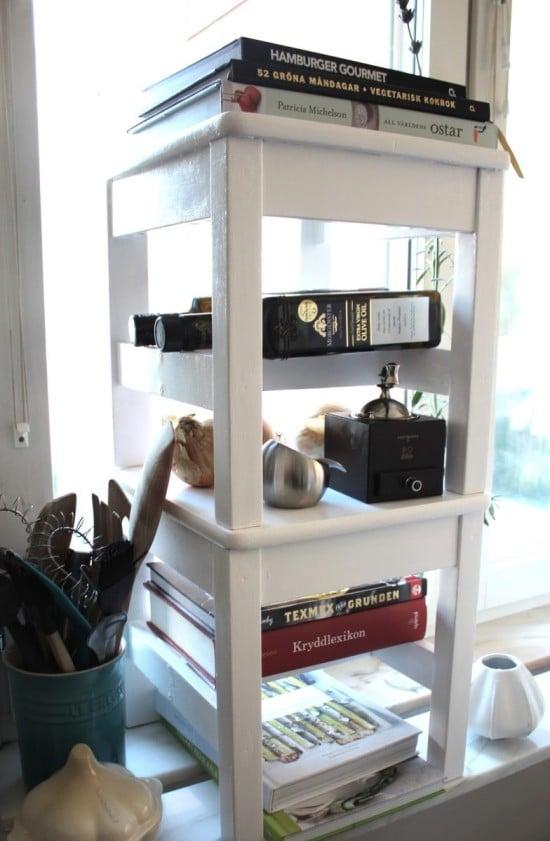 IKEA kritter children furniture becomes compact shelving