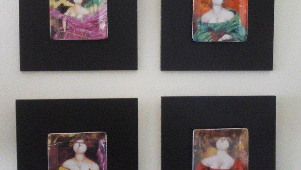 Malma As Art Frame Ikea Hackers Ikea Hackers