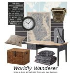 IKEA Back to College style boards - Worldy Wanderer