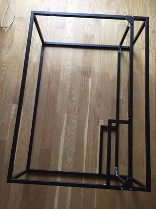 Adding mezzanine shelf