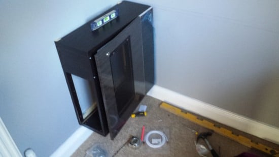 4. PC unit mounted
