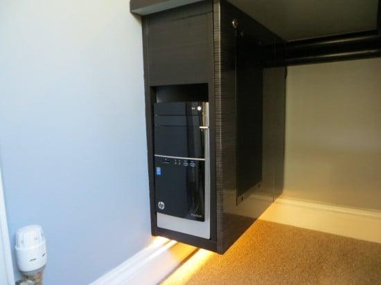 Custom BESTA unit to house PC tower