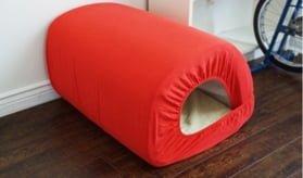 Ikea hack. 1-minute cat bed
