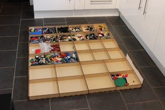 LEGO Storage Drawers