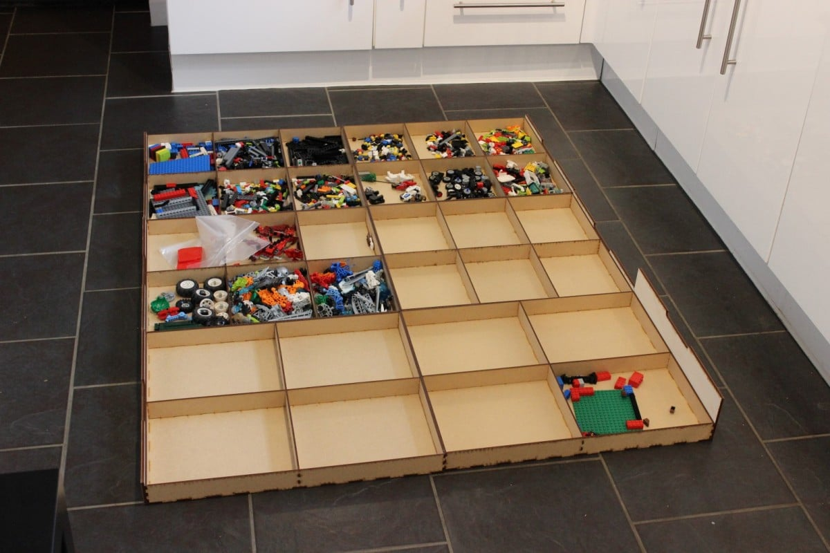 Lego Bedroom Ideas Lack Table With Lego Storage Drawers Ikea Hackers Ikea