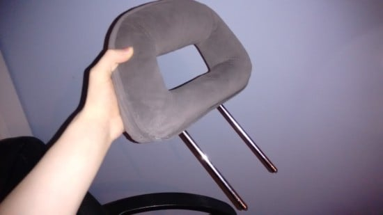 Car head rest for gaming chair