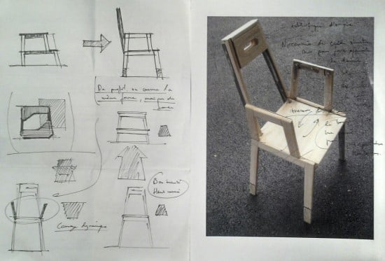 IKEA bekvam chair - plans