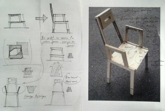 IKEA bekvam chair - plans